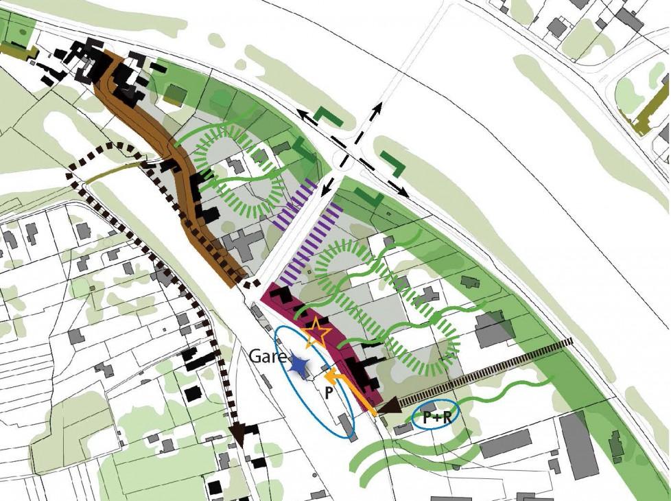 Etude de cadrage urbain du secteur Gare