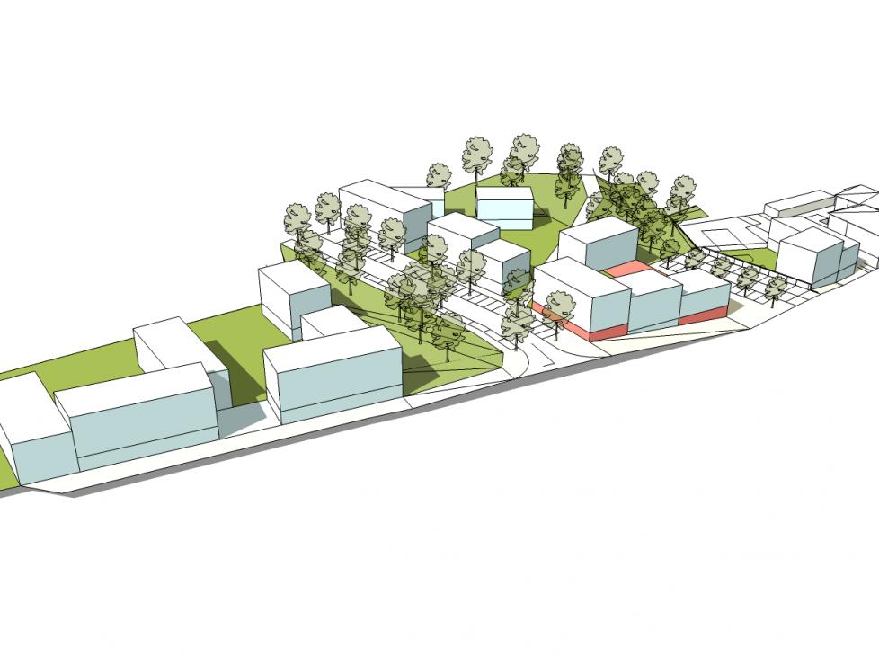 OAP et étude pré-opérationnelle sur 4 secteurs : Croisette, Centre-ville, Gare et RD925